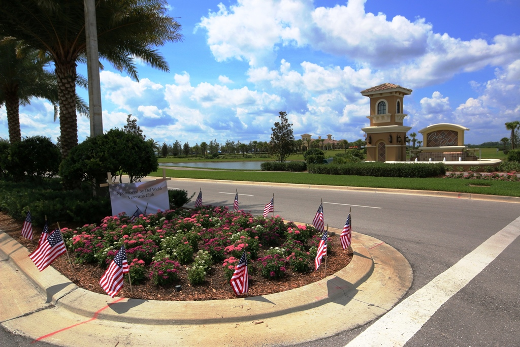 Del Webb – Flags Line Anthem Parkway